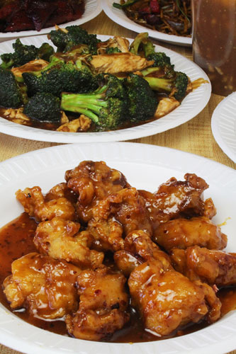 Boston Chinese Restaurant Delivery